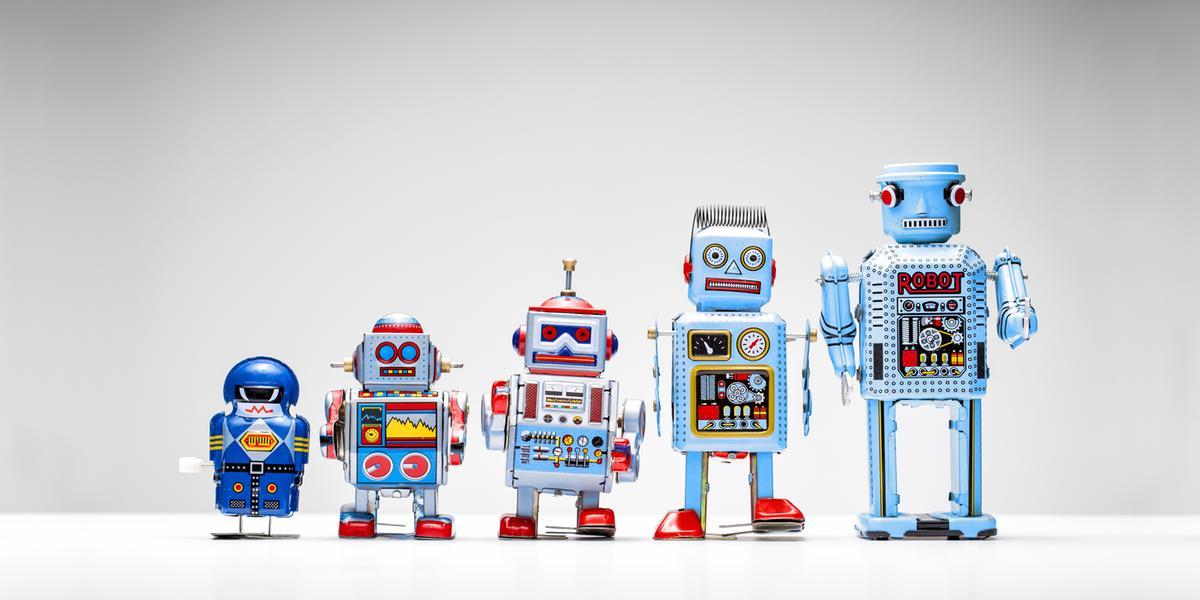 Индустрия робототехники растёт быстрее, чем ожидалось