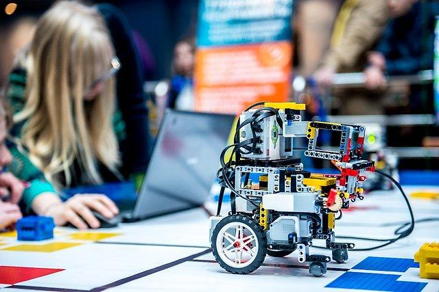 Как стать робототехником в любом возрасте?