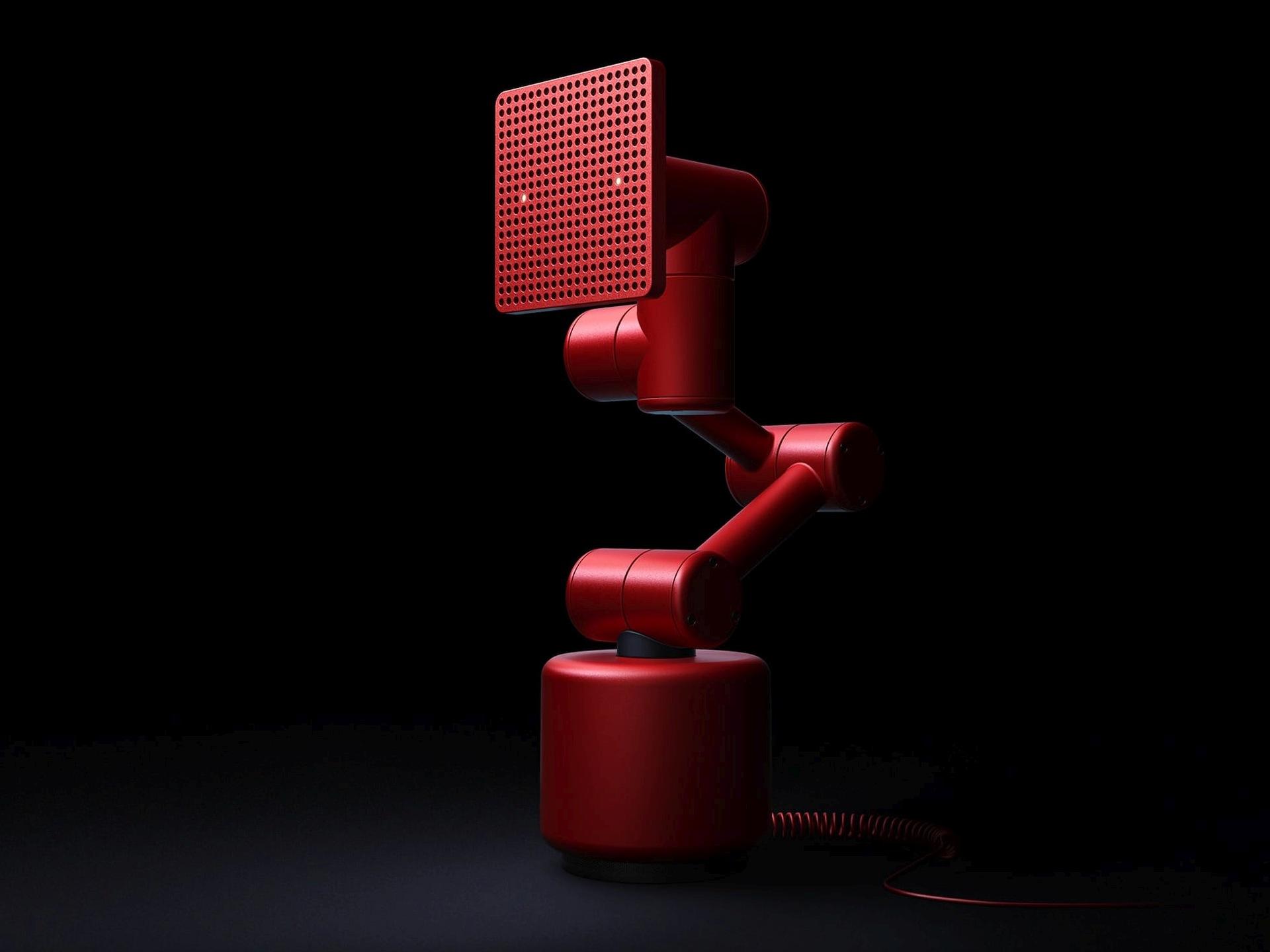 Танцующий робот помощник от Baidu