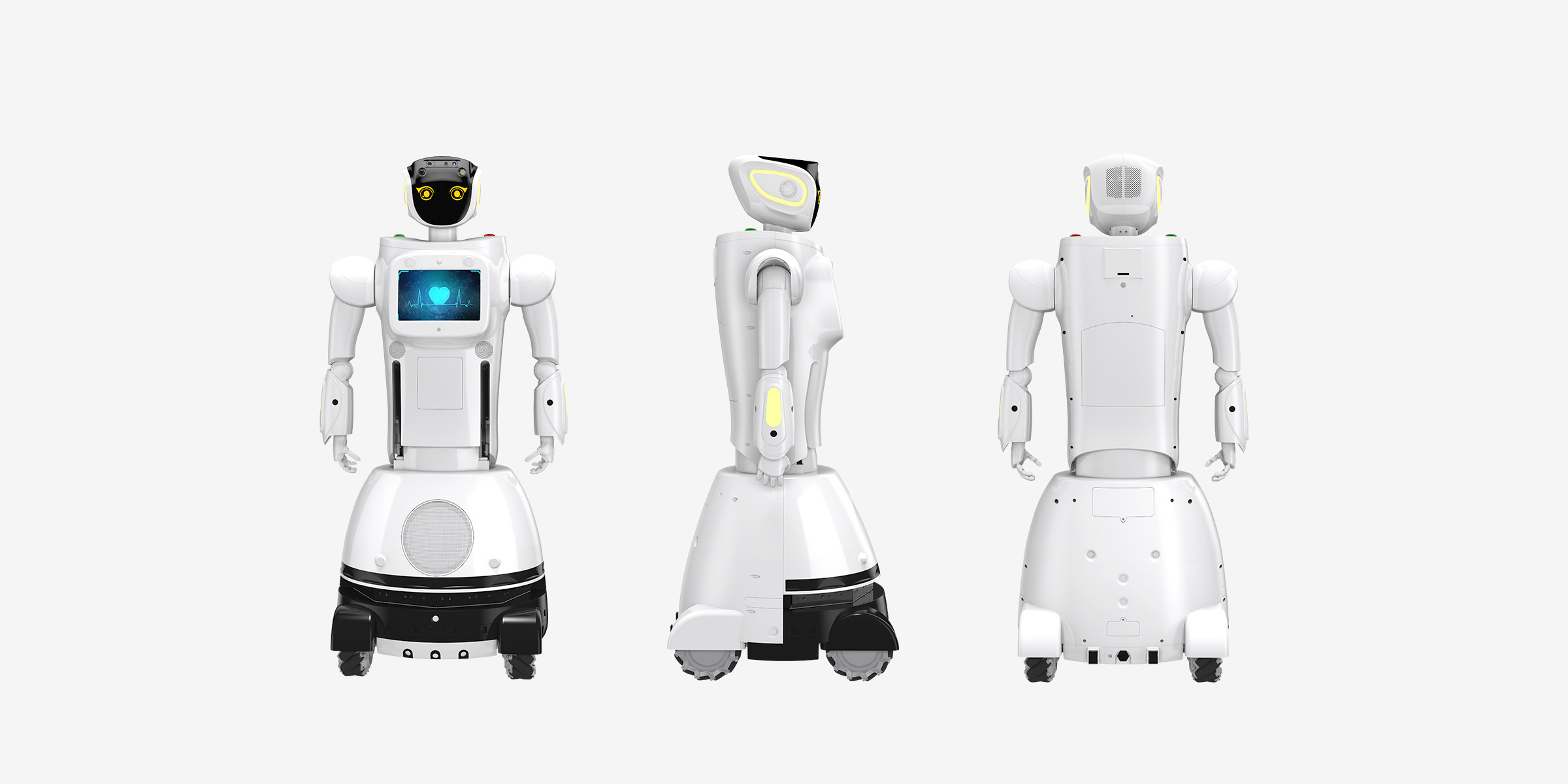 Народные суды КНР начинают использовать роботов