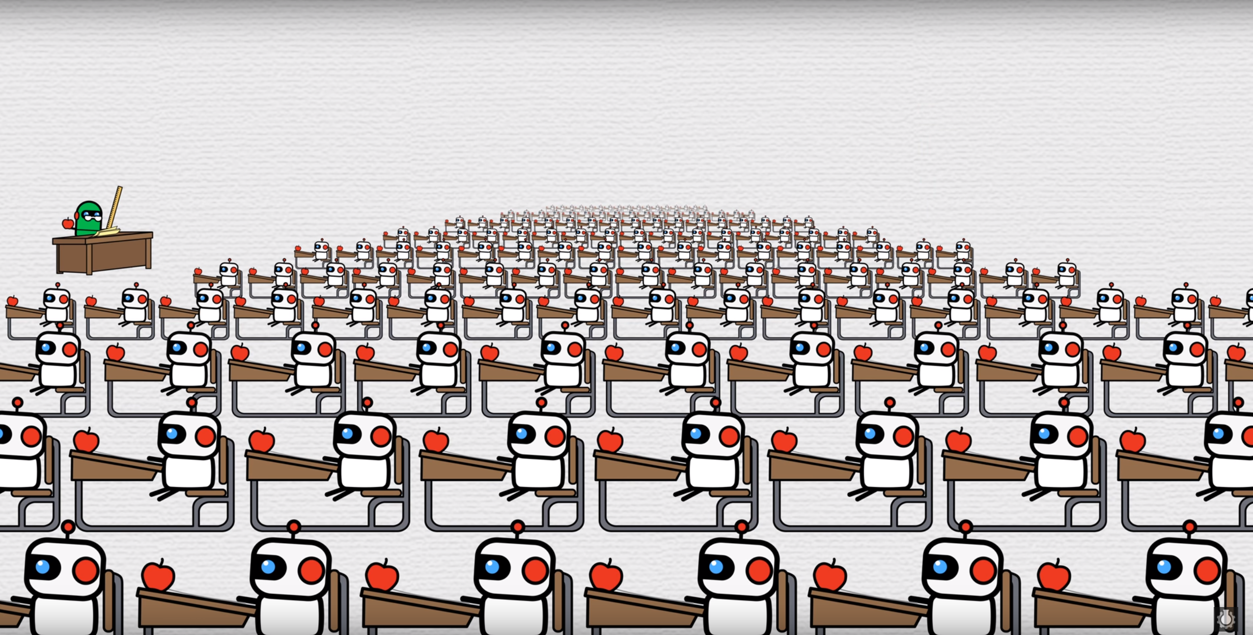 Как объяснить ребёнку, что такое машинное обучение?