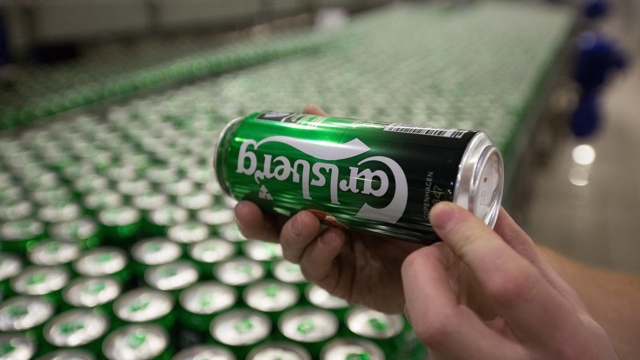 Искусственный интеллект поможет Carlsberg в создании новых сортов пива