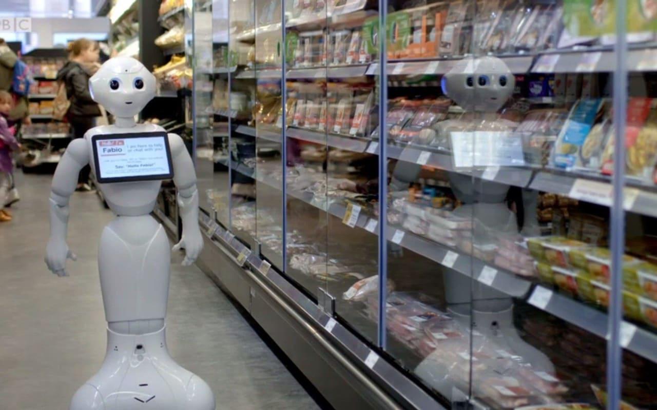 Робот Fabio и его эпичный провал