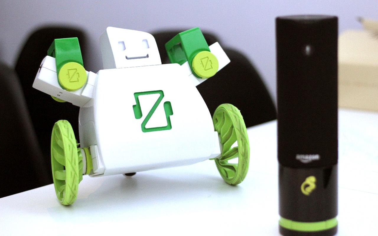Ziro Kit 2.0 – послушные роботы из подручных материалов
