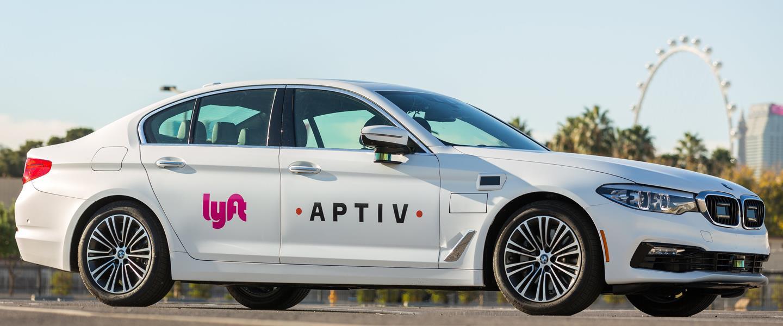 Автономные такси BMW будут развозить посетителей CES 2018
