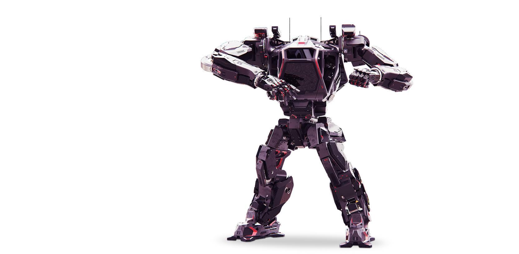 Method-2 – робот, сошедший с экрана