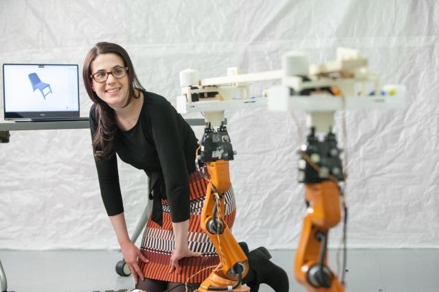 AutoSaw – домашний робот-столяр