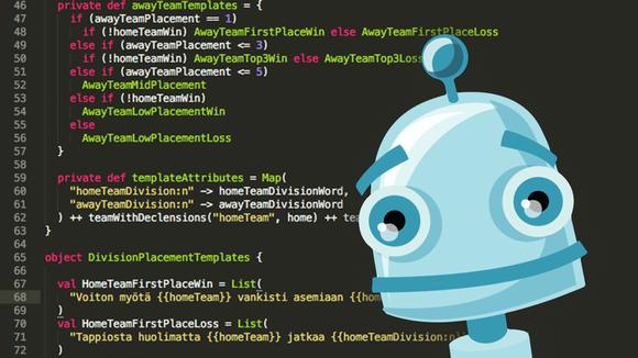 Финский робот-журналист с открытым исходным кодом