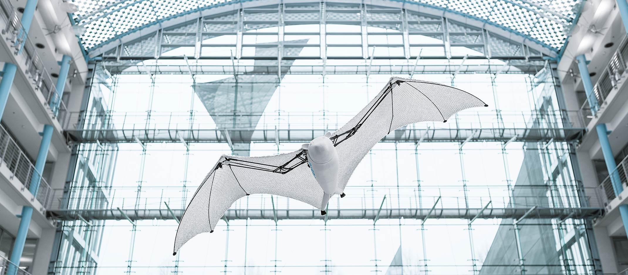Бионическая летучая лиса