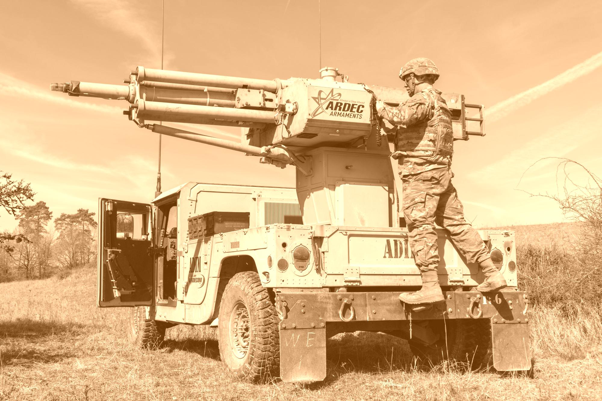 Роботы на службе в бронетанковых войсках