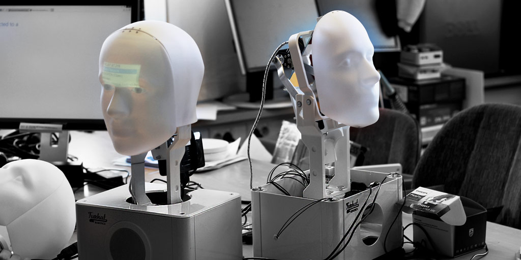 Furhat – робот с проекционным лицом