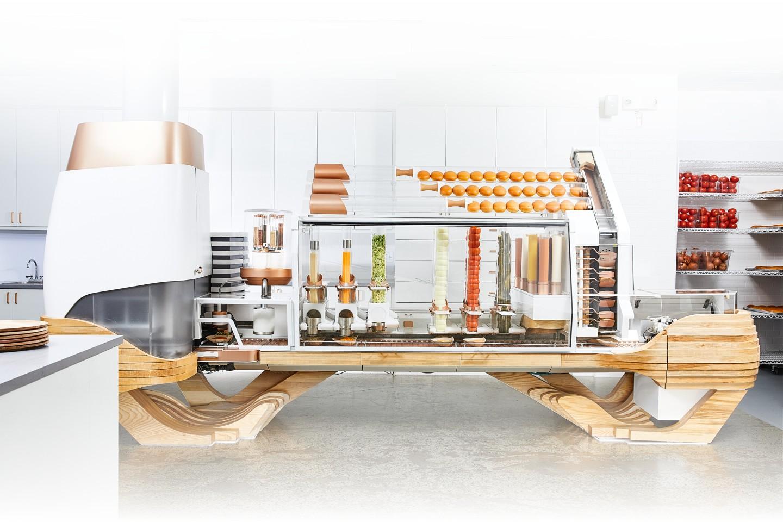 Калифорнийский робот приготовит бургеры по любому рецепту