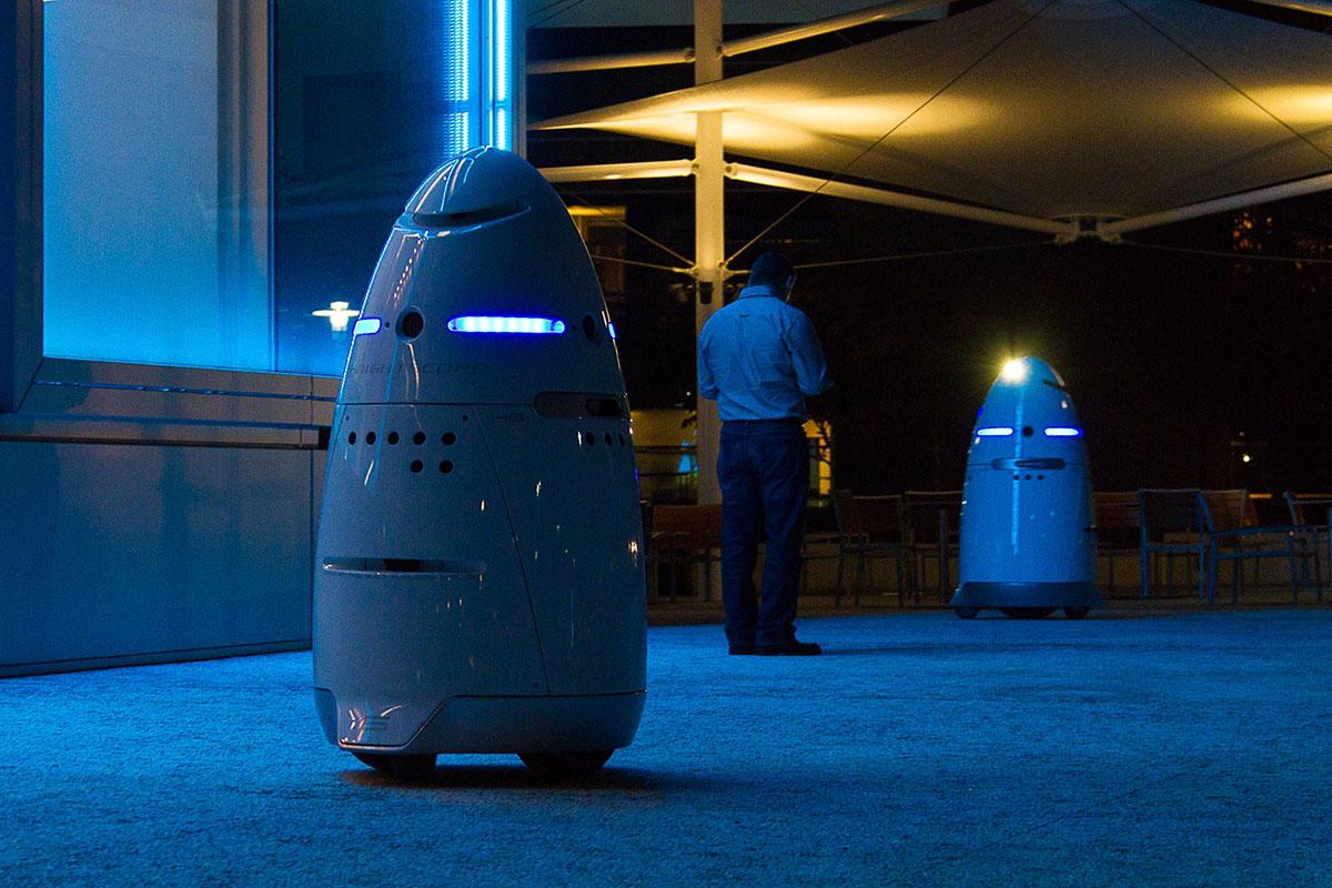 Роботы-охранники: мифы и реальность