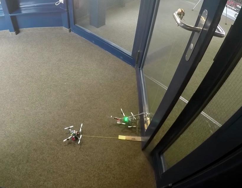 В стэнфордской лаборатории открыли… дверь!