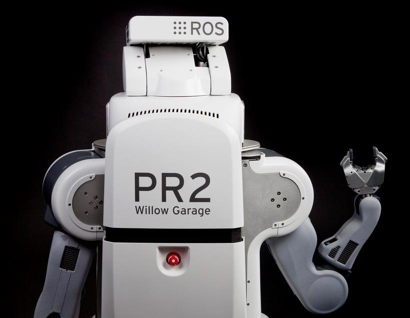 Сверхбыстрое мета-обучение на примере робота PR2