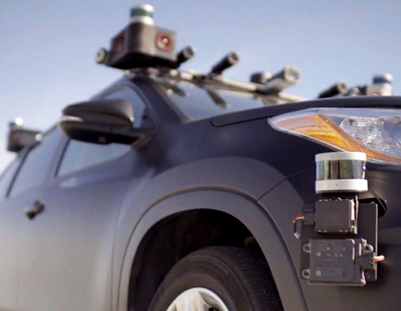 Жителям Калифорнии разрешили опробовать беспилотное такси