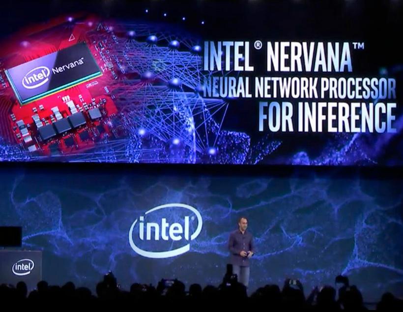 Нейропроцессоры Intel на CES 2019