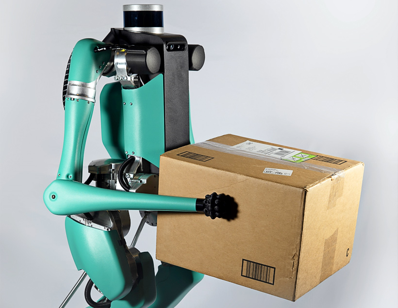 Digit – шагающий робот