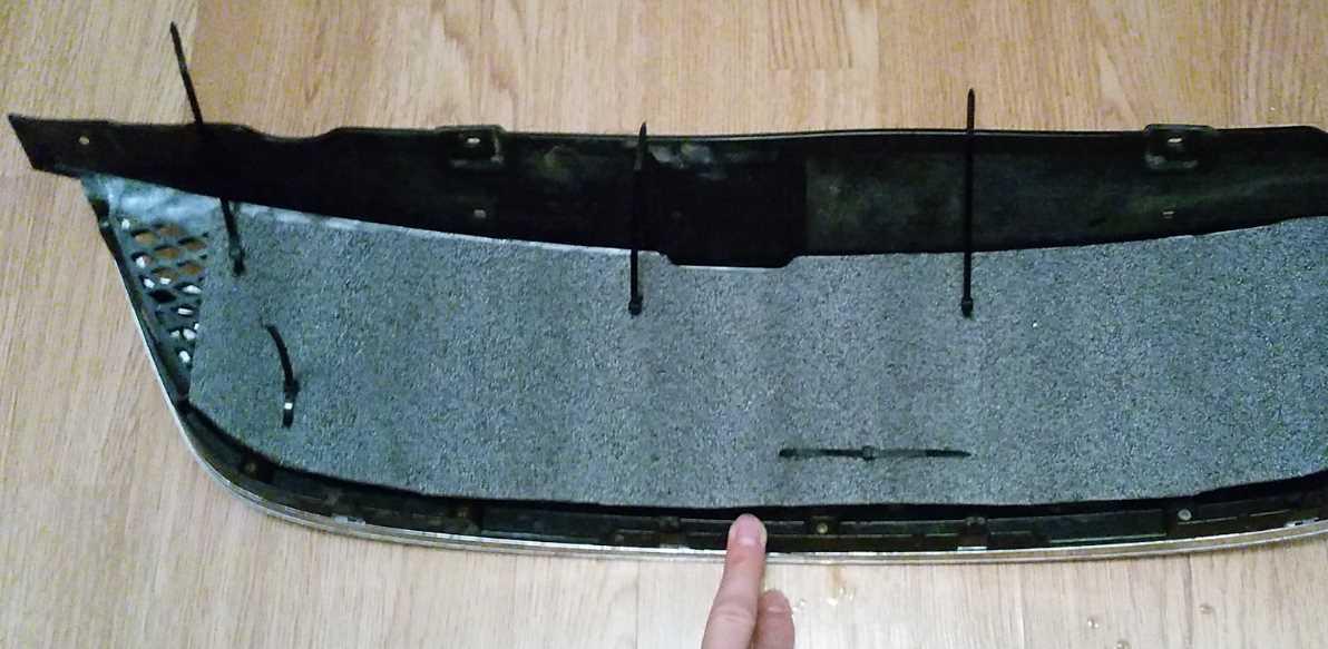 Зачем утеплять решетку радиатора с наступлением осени