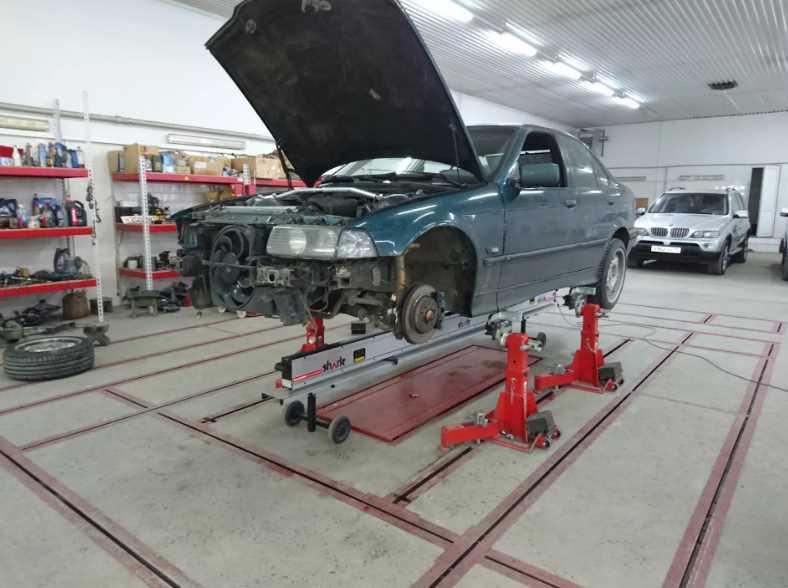 Зачем проверять геометрию кузова при покупке машины с рук