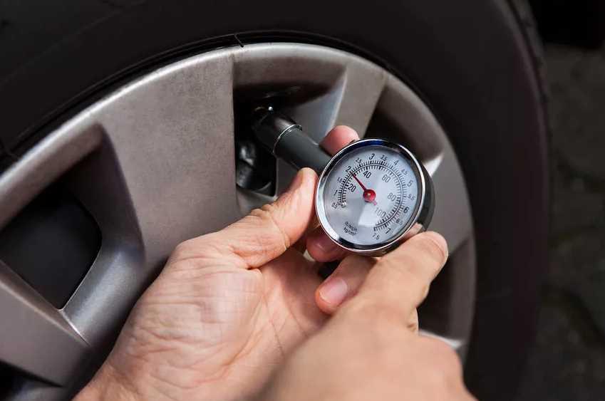 Оптимальное давление в шинах для езды на русских дорогах
