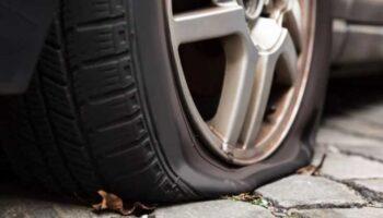 Спускают шины: почему это происходит?
